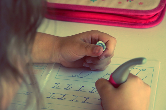 Content guide to teaching a home schooler to love to write